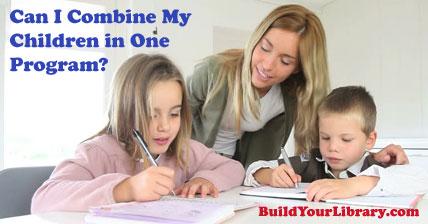 Combine My Children in One Program