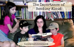Importance of Reading Aloud