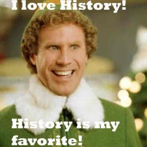 BuddytheElf-history