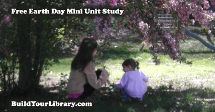 Earth Day Mini Unit Study