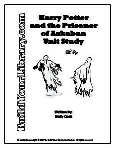 Harry Potter and the Prisoner of Azkaban Unit Study