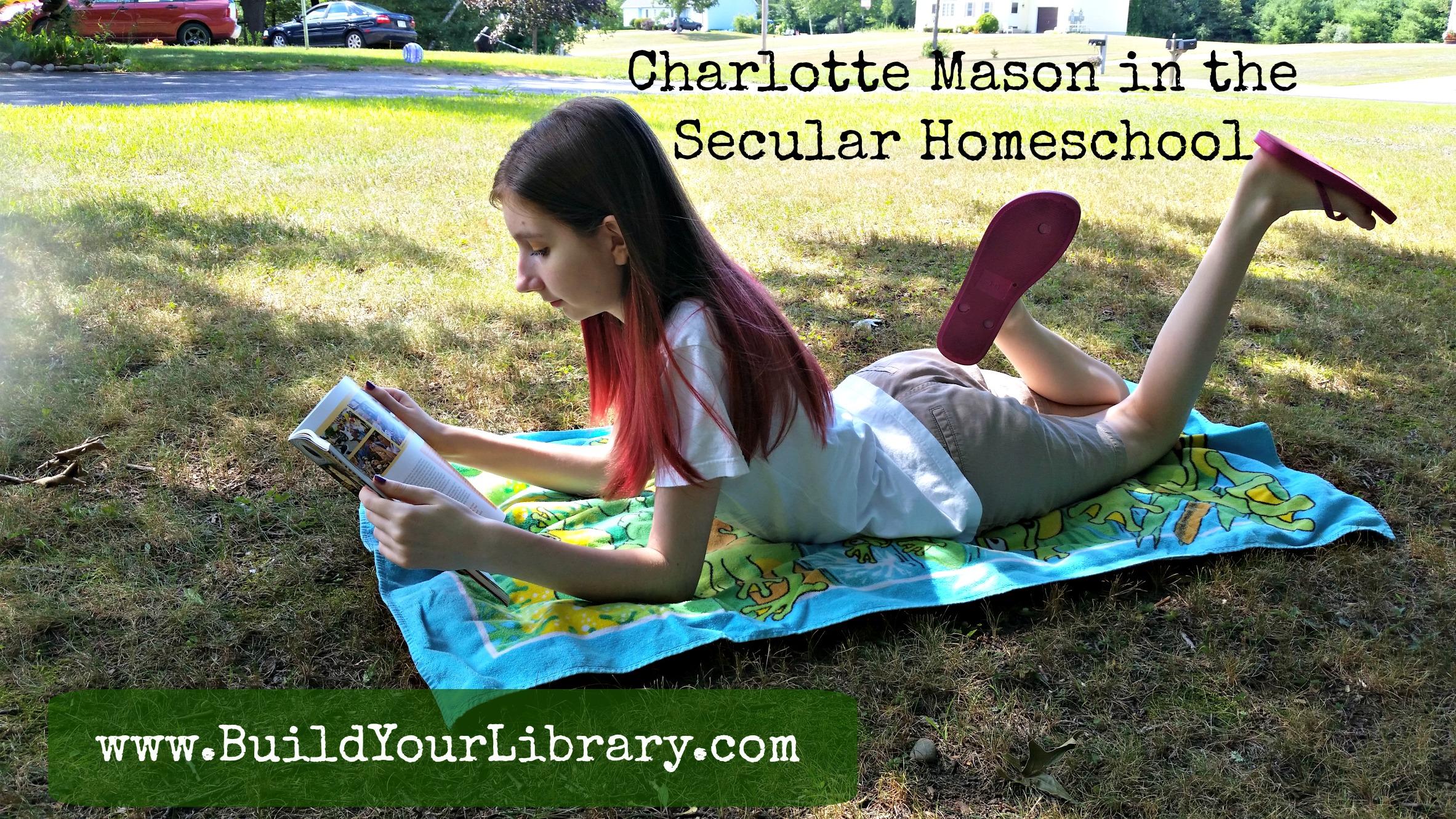 Secular Charlotte Mason