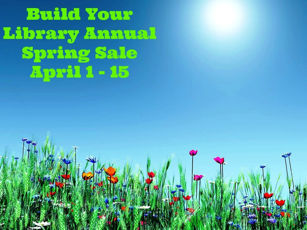 New Spring Sale pic