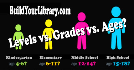 Build Your Library: Levels vs. Grades vs. Ages