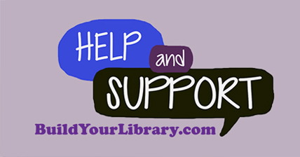 Build Your Library Help & Support