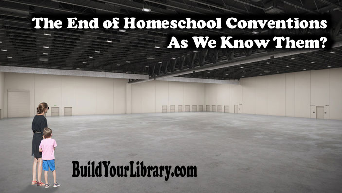 end of homeschool conventions
