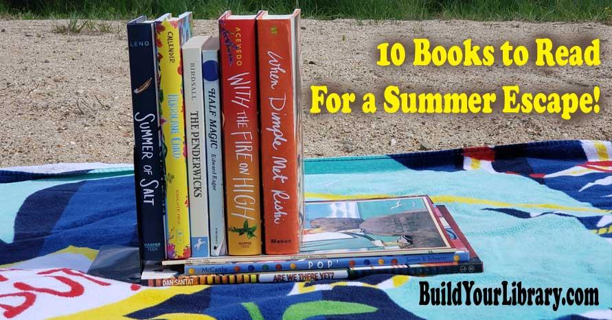 Summer Escape Reads