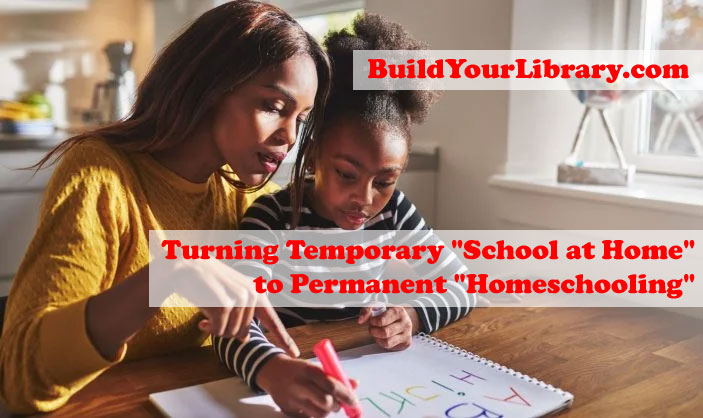 turning to homeschool