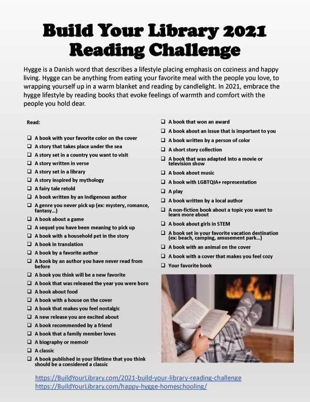 2021-Reading-Challenge